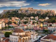 Greece, Athens, cityscape
