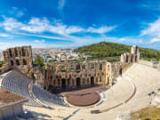Odeon of Herodes Atticus, greece, athens