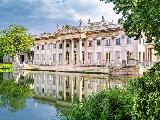 Warsaw Private Tour With The Royal Castle And Royal Lazienki