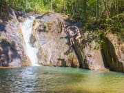 Ton Pariwat Wildlife Sanctuary Waterfalls