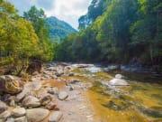 Ton Pariwat Wildlife Sanctuary Rafting