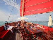 Red Baron Junk Sailing Tour