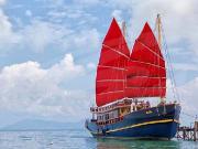 Red Baron Junk Sailing Koh Samui