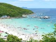 Koh Larn Island Pattaya Swimming
