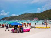 Koh Larn Beach Island Pattaya