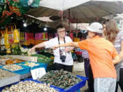 Khao Yai National Park Local Morning Market
