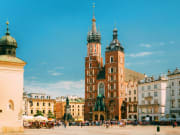 krakow, cracow, st mary's cathedral