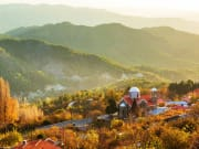 troodos mountains, traditional village, cyprus