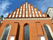 warsaw, st. john's cathedral