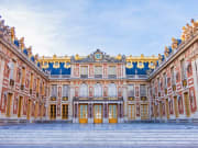 versailles palace, wide angle