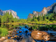 USA_California_Yosemite National Park_River
