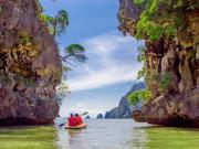 Phang Nga Bay Sea Cave Canoe