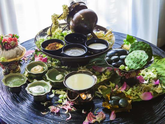 Divana Nurture Spa Bangkok Service Seasonal Fruits