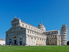 Leaning Tower of Pisa, Piazza dei Miracoli, Italy