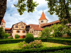 Germany, Harburg Castle