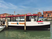 City sightseeing, Venice, boat