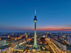 Germany, Berlin, Berlin TV Tower