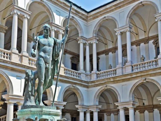 Italy, Milan, Pinacoteca di Brera Art Gallery