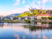 Marienberg Fortress & Old Main Bridge_1323200978