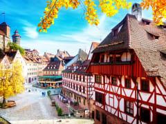 Nuremberg_Old Town_shutterstock_1178707813