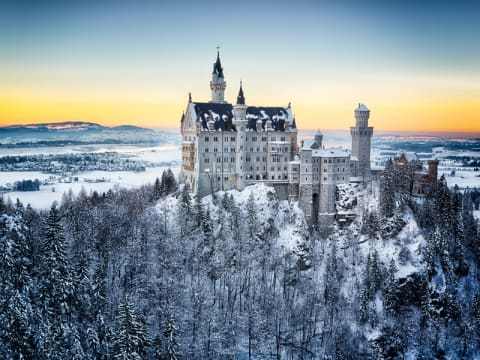 ノイシュバンシュタイン城 | ミュンヘン 旅行の観光・オプショナルツアー予約 VELTRA