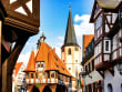 Michelstadt_Market Square w Town Hall_1370034221