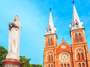 Cathedral_ of Saigon_shutterstock_111811307