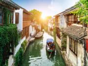 Suzhou and Zhouzhuang Water Village One Day Tour