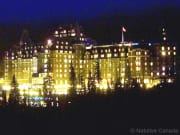 Banff-Night-View-Winter-Surprise-Corner