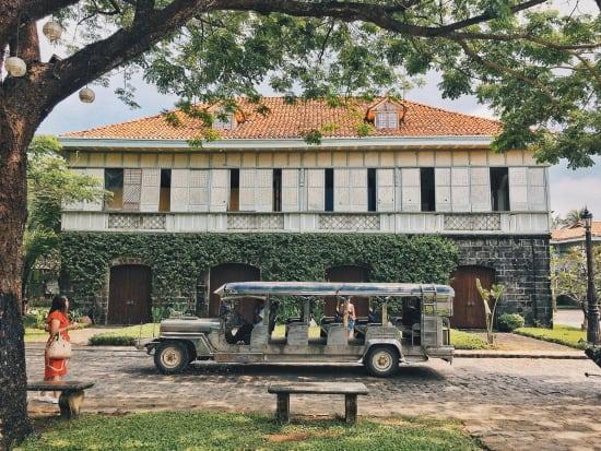 Bataan Las Casas Filipinas de Acuzar Heritage Tour