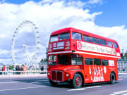 London, Double-decker bus