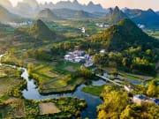 Li River Cruise Guilin Countryside