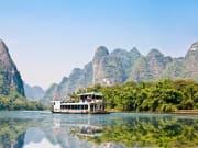 Li River Cruise Guilin Boat