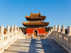 Qianling Mausoleum Xi'an