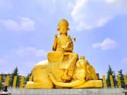 Xi'an Famen Temple Gautama Buddha