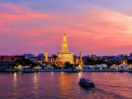 Bangkok Chao Praya River Dinner Cruise (1)