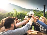 Italy, Verona, Amarone, Amarone Wine Tasting