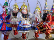polish folk baubles