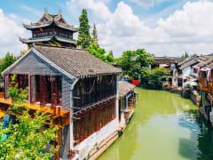 Zhu Jia Jiao Water Village Tour