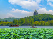 West Lake Cruise in Hangzhou