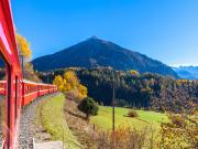 Bernina Express Tour from Milan