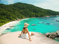 Similan Islands Pha Nga Bay Phuket