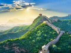 Visit the Badaling section of the Great Wall