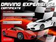 Sample Driving Certificate