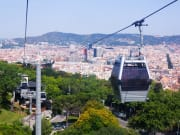 Bercelona Montjuic Cable Car (1)