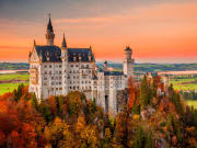 Neuschwanstein Castle tour from Frankfurt