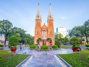 Notre Dame Cathedral Basilica Ho Chi Minh