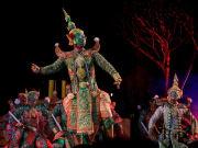 Siam Niramit Show Performance Bangkok