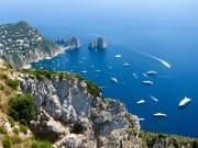 Amalfi Coast from Naples