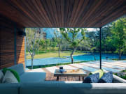 HOSHINOYA Guguan Pool Gazebo